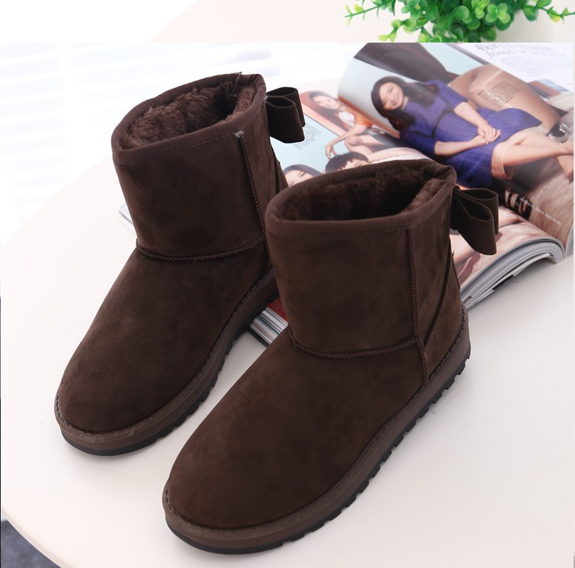 Simple Womens Fashion Ankle Boots Brown | Womens Fashion | Pinterest
