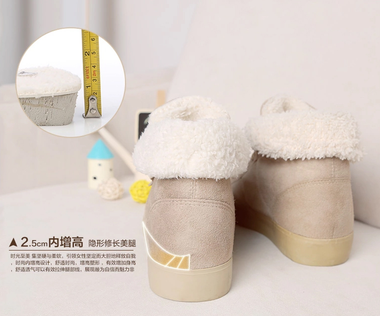 e2543b56f7784 2013 fur inside fashion lady sexy female woman flat warm ankle women snow  boots for women and women's winter shoes