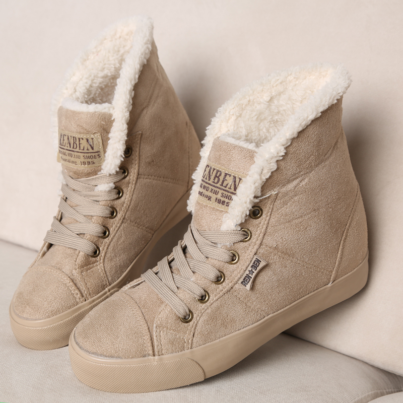 2013 fur inside fashion lady sexy female woman flat warm ankle women snow  boots for women and women s winter shoes 3442beb91c4e