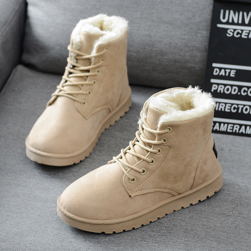 af493acaa1d Women boots botas femininas 2015 new snow boots winter women fashion ankle boots  for ...