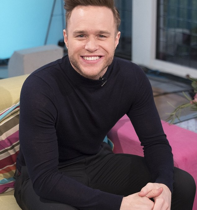 Former X Factor host Olly Murs reveals he's 20 per cent gay