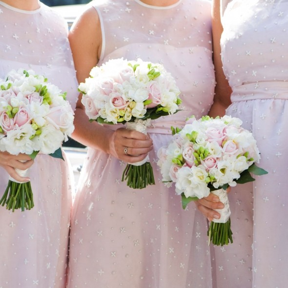 THIS IS WHY BRIDESMAIDS WEAR MATCHING DRESSES