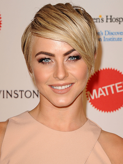 BEVERLY HILLS, CA - APRIL 10: Actress Julianne Hough attends the Kaleidoscope Ball at Beverly Hills Hotel on April 10, 2014 in Beverly Hills, California. (Photo by Jason LaVeris/FilmMagic)