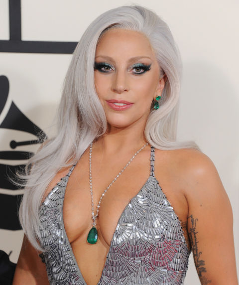lady-gaga-gray-silver-hair-2