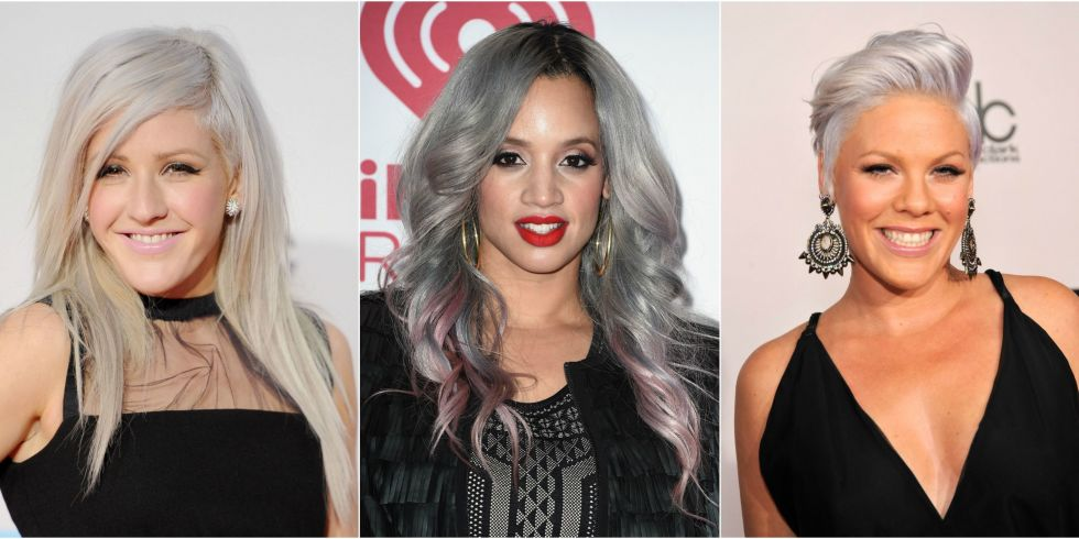 13 Silver Hair Looks That Prove Going Gray Is Glamorous
