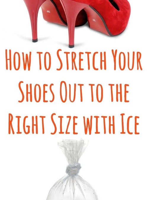 How to Stretch Shoes Out to the Right Size