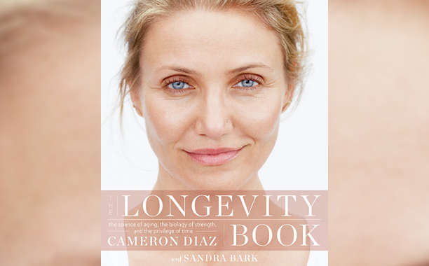 Cameron Diaz: The Longevity Book embraces aging