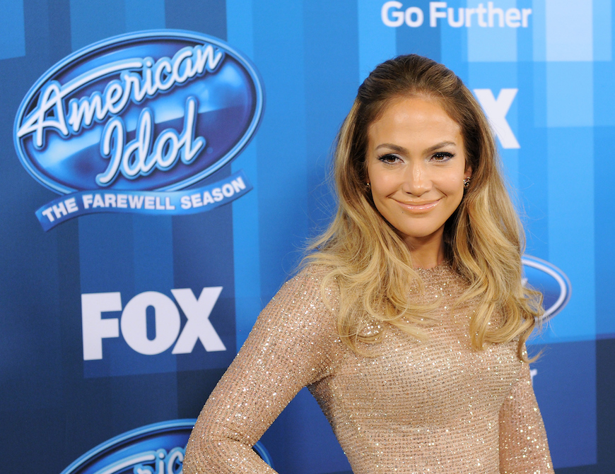 Jennifer Lopez Straight Up Slayed Her 'American Idol' Finale Performance