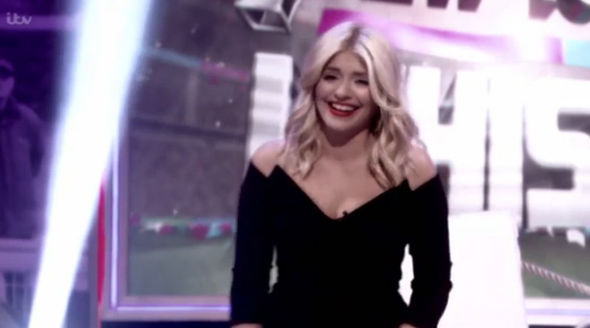 Holly Willoughby Loses Her Temper With Bradley Walsh & Hurls Pack of Cards at His HEAD