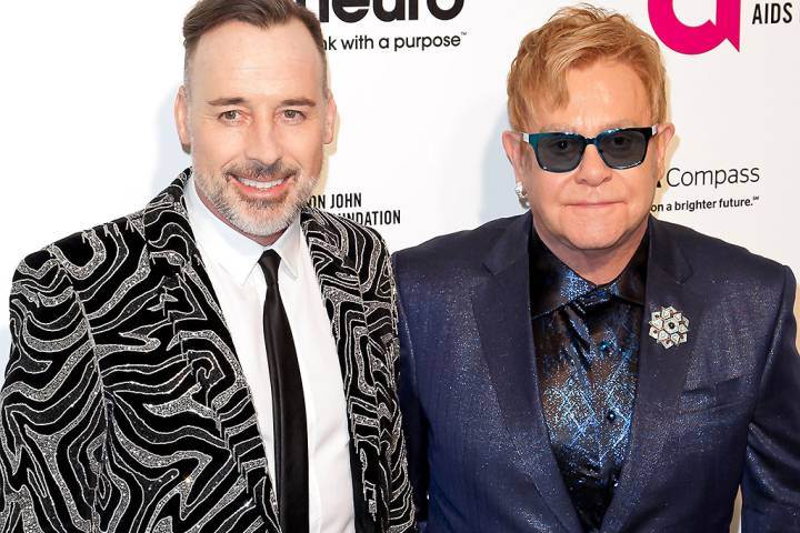 David Furnish, Elton John Sex Scandal: British Media Forbidden From Covering Couple!