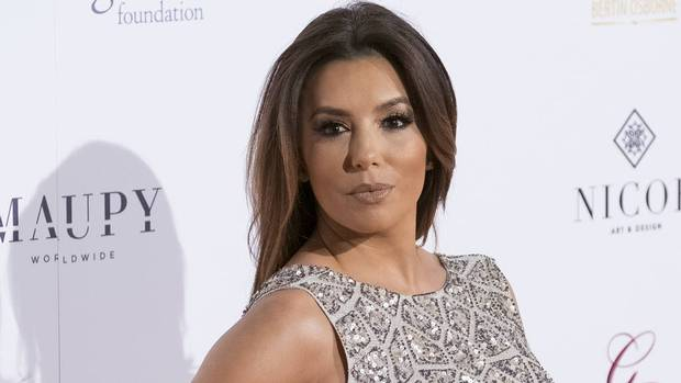 Eva Longoria Used To Wear Own Creations On The Red Carpet
