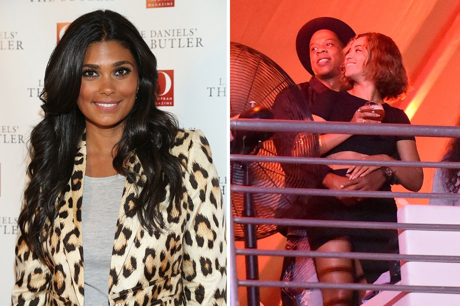 "Beyoncé Fans Target Rachel Roy As ""Becky With the Good Hair"" in Great Lemonade Mystery"