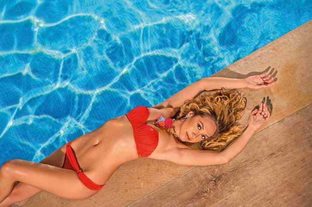 Myleene Klass Swimwear Collection Littlewoods Summer 2016