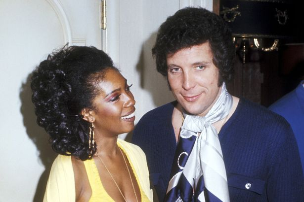 Sir Tom also enjoyed an affair with Mary Wilson of The Supremes