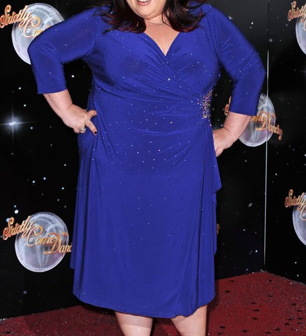 Lisa Riley Is Unrecognisable As She Flaunts Slimmed Down Figure After Dropping SEVEN Dress Sizes