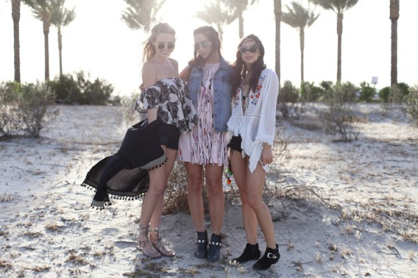 How To Do Coachella Like A Top Fashion Blogger