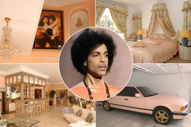See inside Prince's Former Mansion On The Costa Del Sol As It Goes On Sale For £4million