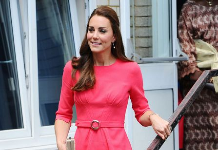 4 Office Fashion Rules From a Woman Who's Dressed Kate Middleton