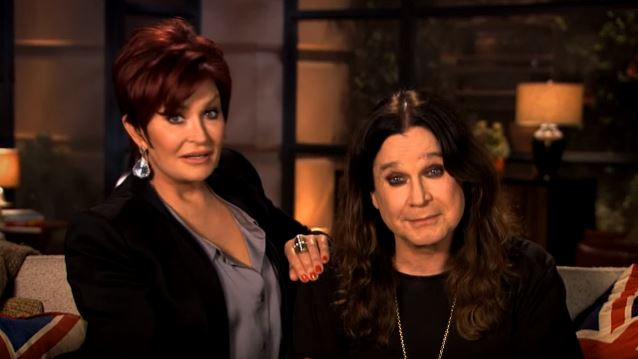 OZZY And SHARON OSBOURNE Split After 33 Years Of Marriage