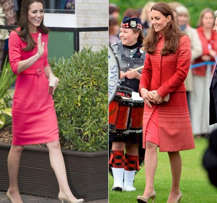 Less Make-Up And 15% More Risk: Shane Watson's Fantasy Style Tips For The Duchess Of Cambridge