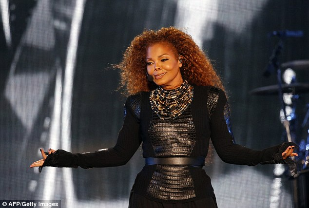Janet Jackson 'Pregnant With Her First Child At Almost 50'