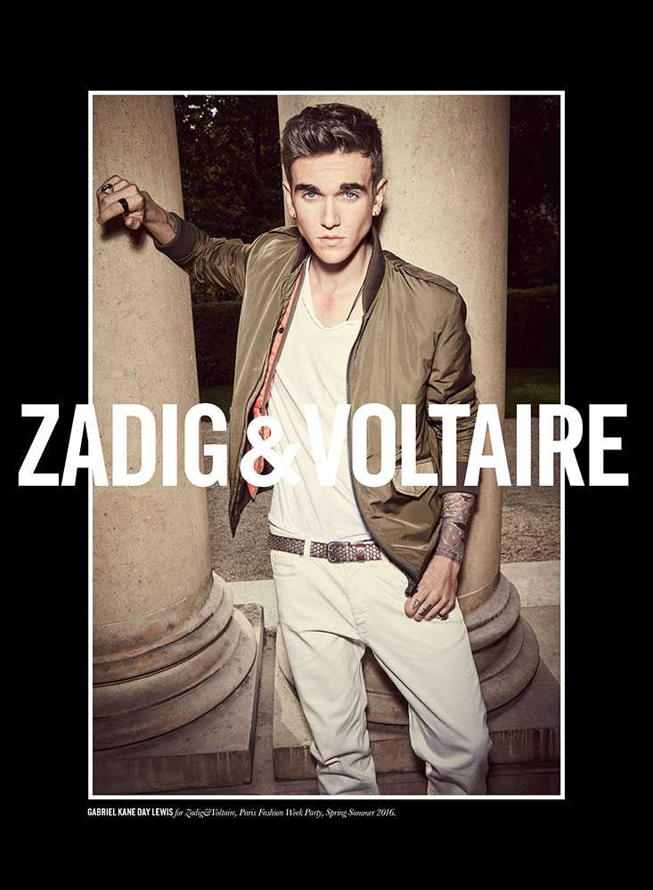 Photo by Zadig & Voltaire