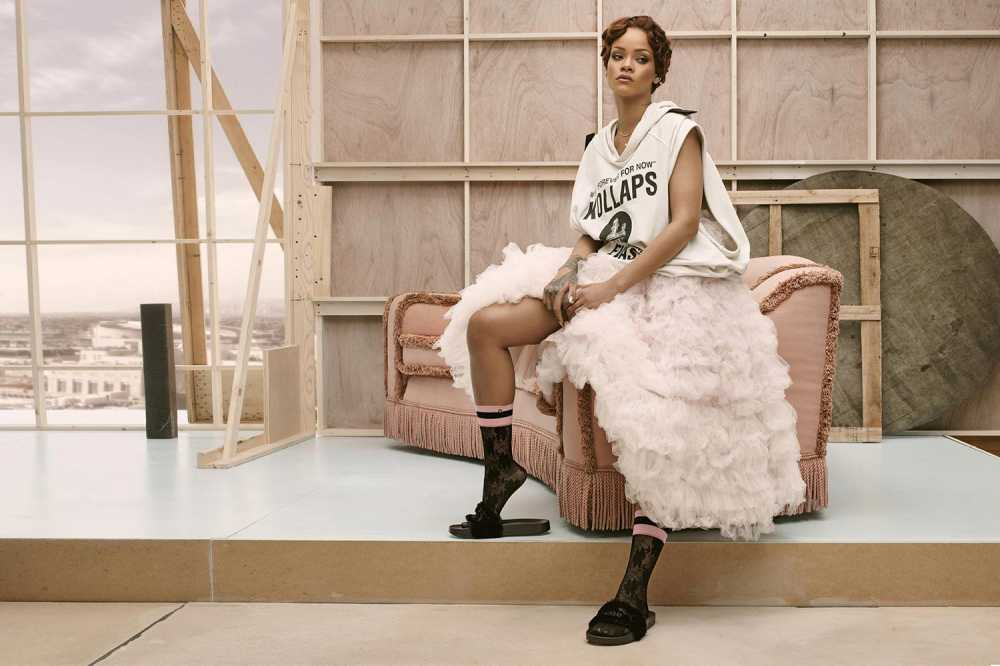 Photo by Rihanna x Stance