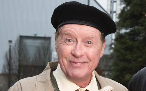 Michael Crawford brings back Frank Spencer